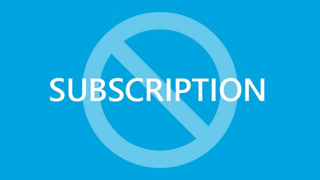 Affordable & Subscription Free
