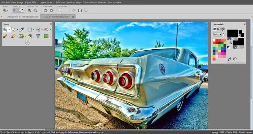 Corel paint shop software free download.