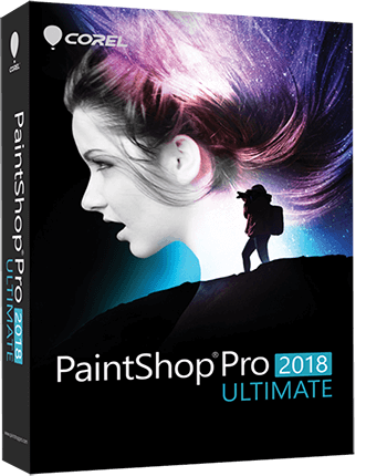 Corel PaintShop Pro 2018 Ultimate 20.1.0.15