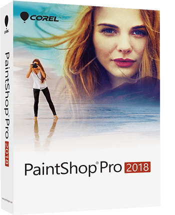 Save 50% - PaintShop Pro 2018 + Get ParticleShop, Holiday Scripts and WinZip FREE
