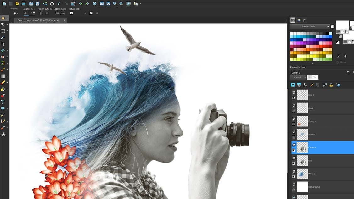 Free Photo Editing Software - Download PaintShop Pro Free Trial