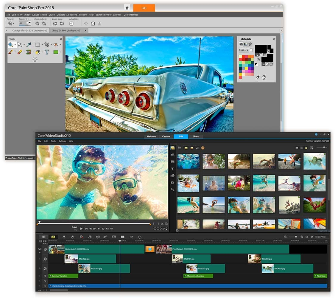 Top reasons to try Photo Video Bundle
