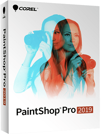 PaintShop Pro 2019 [upgrade] - Photo Editing Software