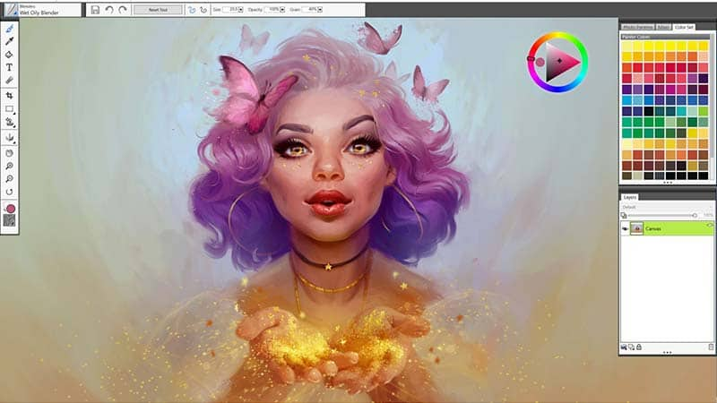 Become a digital artist