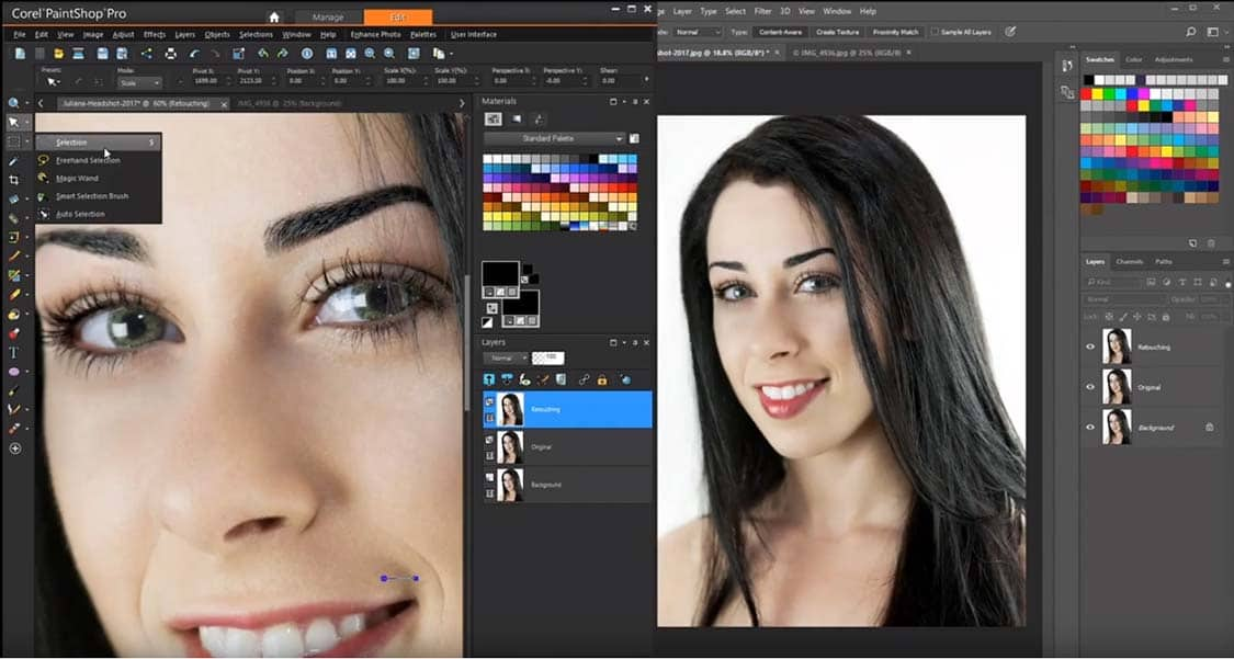 Descubra la alternativa asequible a Photoshop