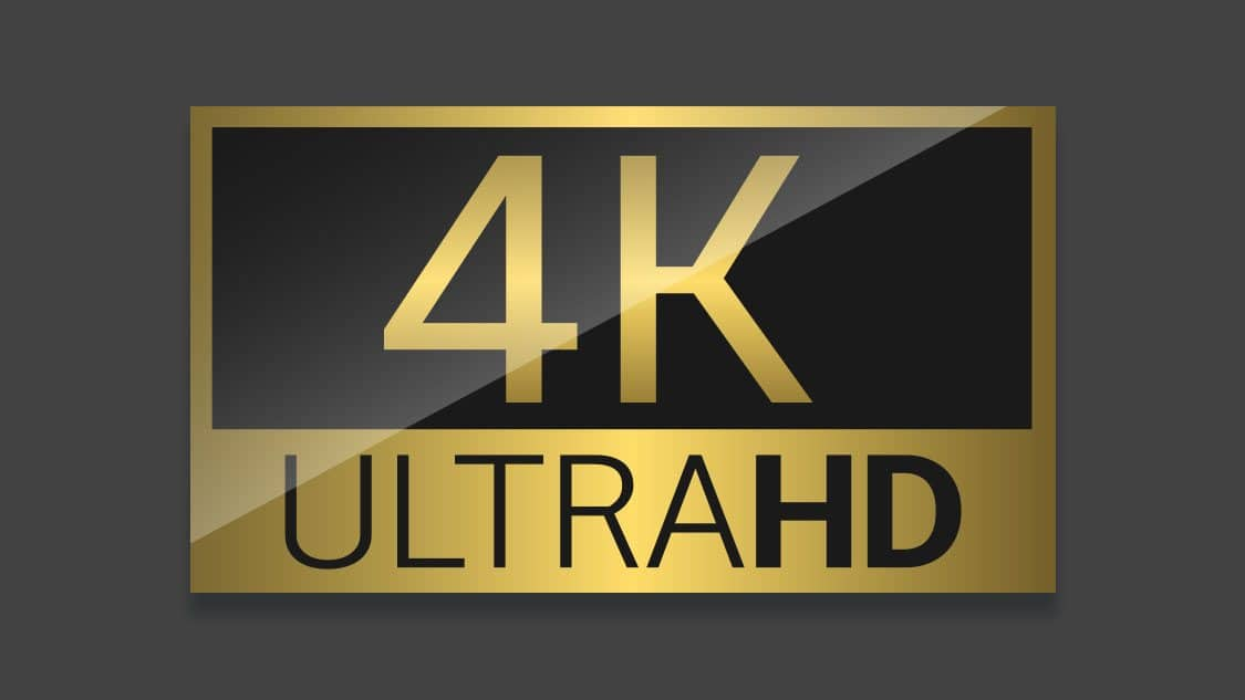 Enhanced 4K Support