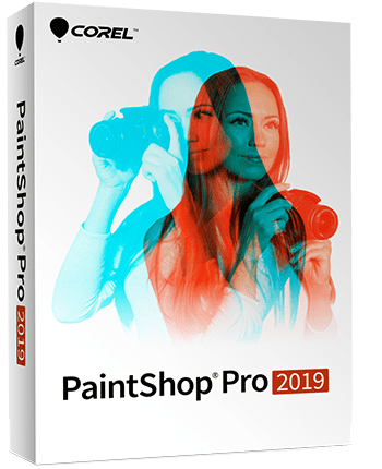 PaintShop Pro – Bildbearbeitungssoftware