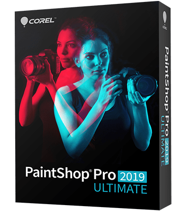 PaintShop Pro-software voor professionele fotobewerking