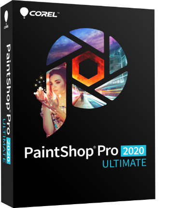 The Ultimate Photo Editor – PaintShop Pro 2020 Ultimate