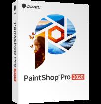 PaintShop Pro 2020 [upgrade] - Fotobewerkingssoftware
