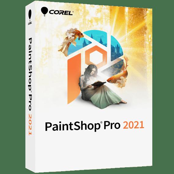 http://www.corel.com - PaintShop Pro 2021 – Photo editing software
