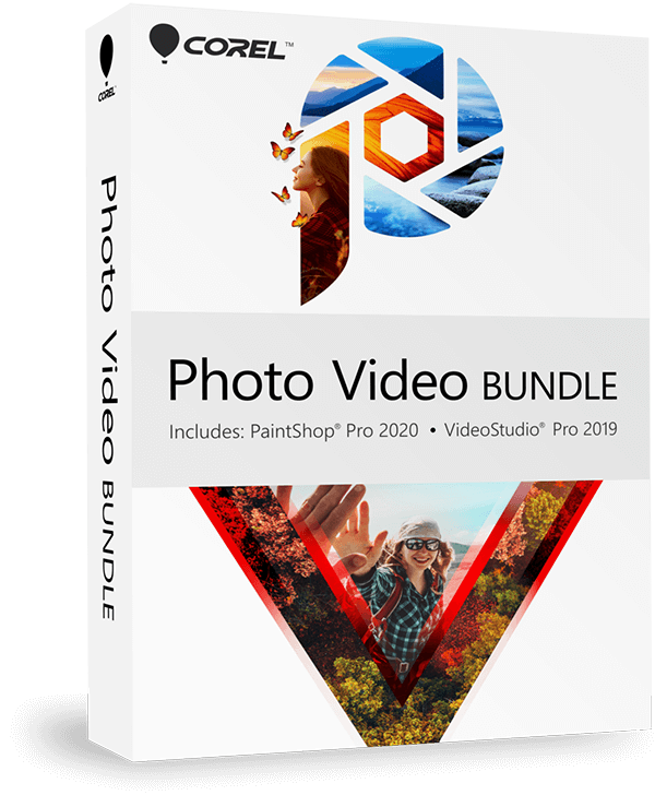 Your Complete Photo Video Editor – Corel Photo Video Bundle